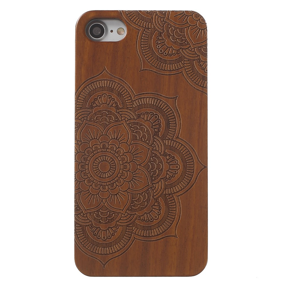 Image of   Apple iPhone 7/8 InCover TræCover m. Design - Henna Lotus