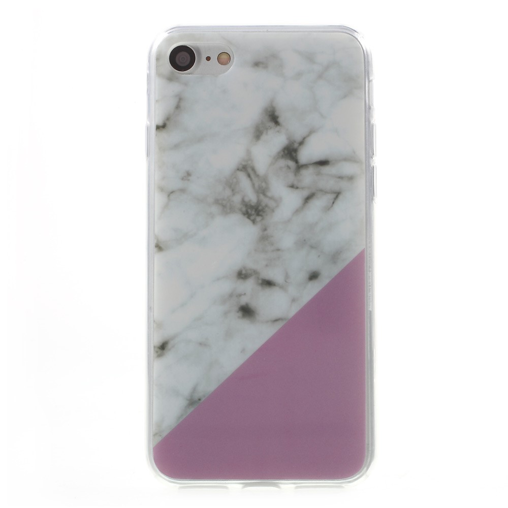 Image of   Apple iPhone 7/8 InCover Marmor Cover - Mønster D