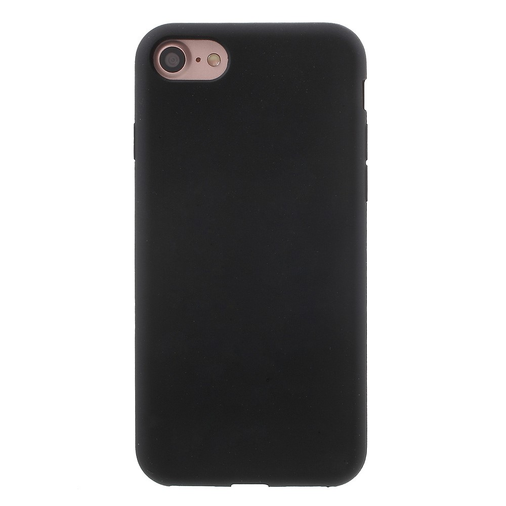 Image of   Apple iPhone 7/8 InCover Silikone Cover - Sort