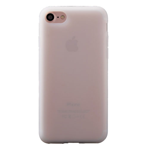 Image of   Apple iPhone 7/8 InCover Silikone Cover - Hvid