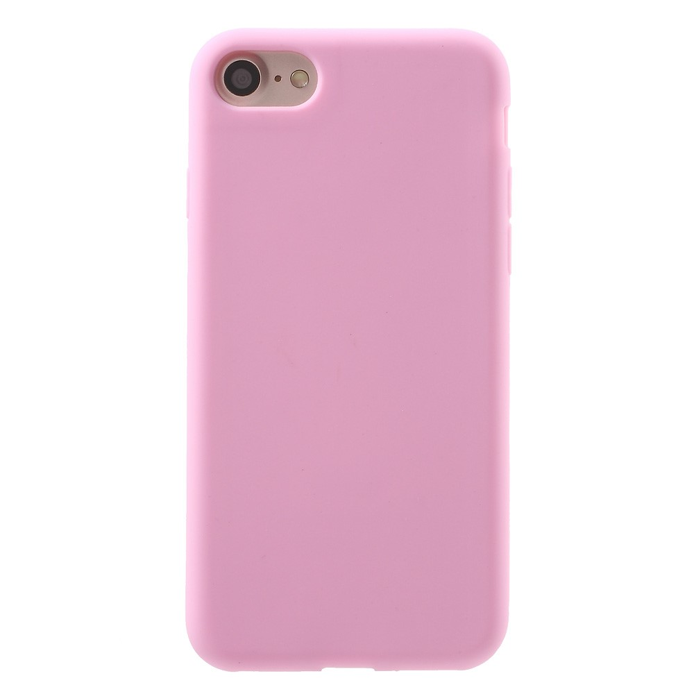 Image of   Apple iPhone 7/8 InCover Silikone Cover - Pink