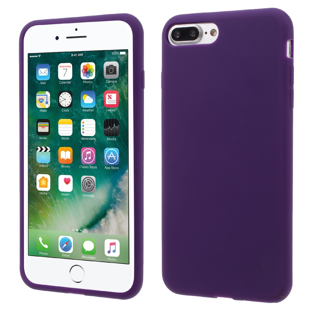 Apple iPhone 7 Plus Covers i TPU/Plastik/Silikone