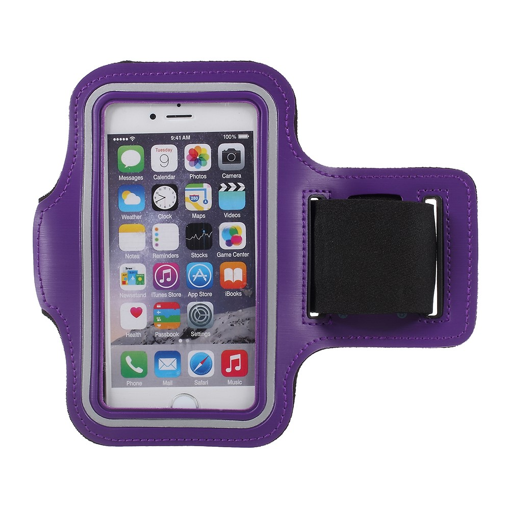 Image of   Apple iPhone 7/8 Sports Armbånd - Lilla