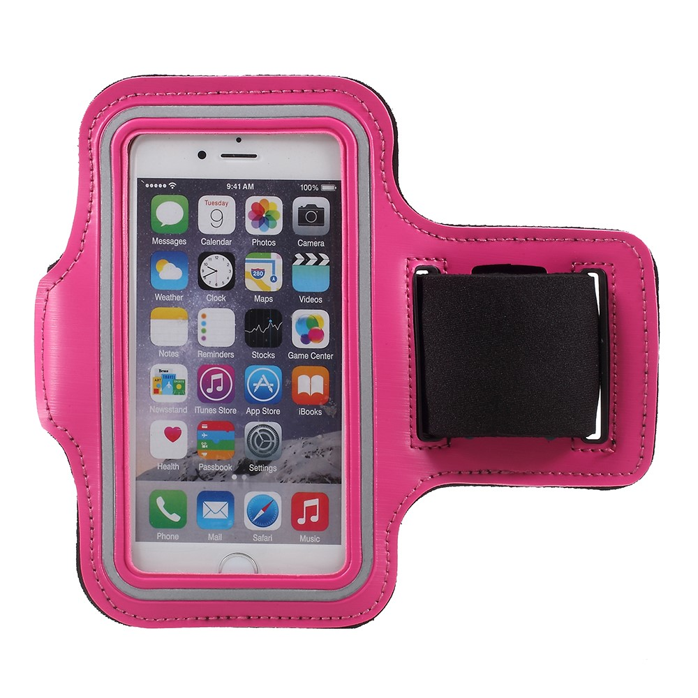 Image of   Apple iPhone 7/8 Sports Armbånd - Pink