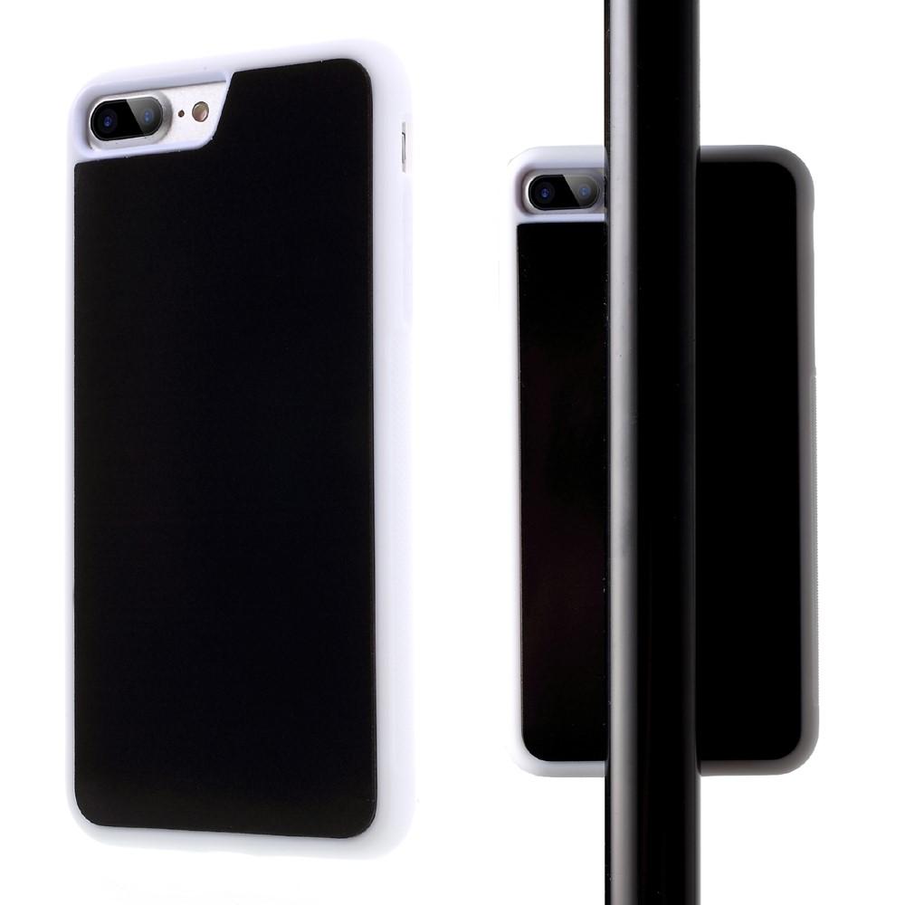 Billede af Apple iPhone 7/8 Plus MYFONLO Anti-Gravity Cover - Hvid