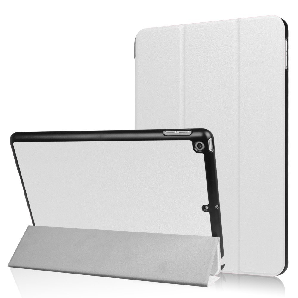 Image of   Apple iPad 9.7 2017/2018 Læder Cover m. Stand - Hvid