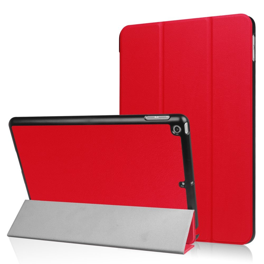 Image of   Apple iPad 9.7 2017/2018 Læder Cover m. Stand - Rød