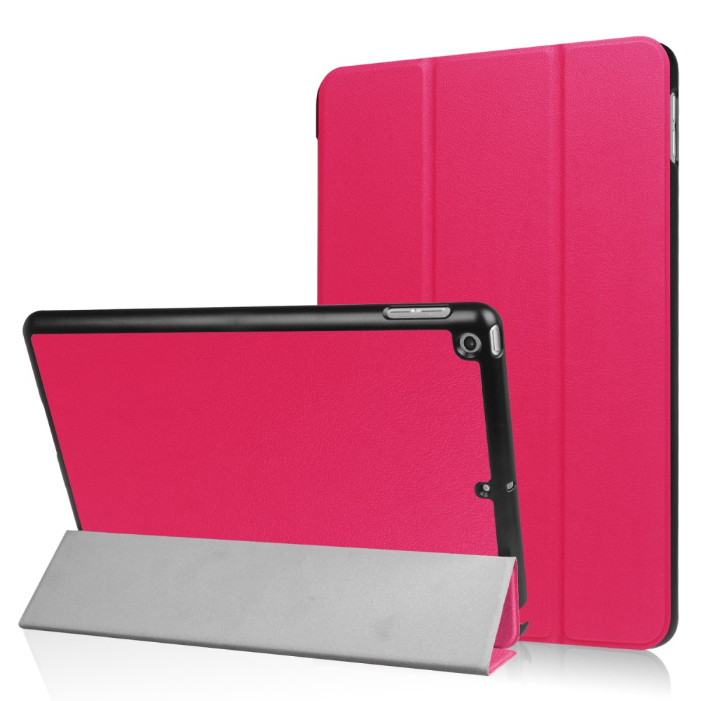Image of   Apple iPad 9.7 2017/2018 Smart Cover m. Stand - Rosa