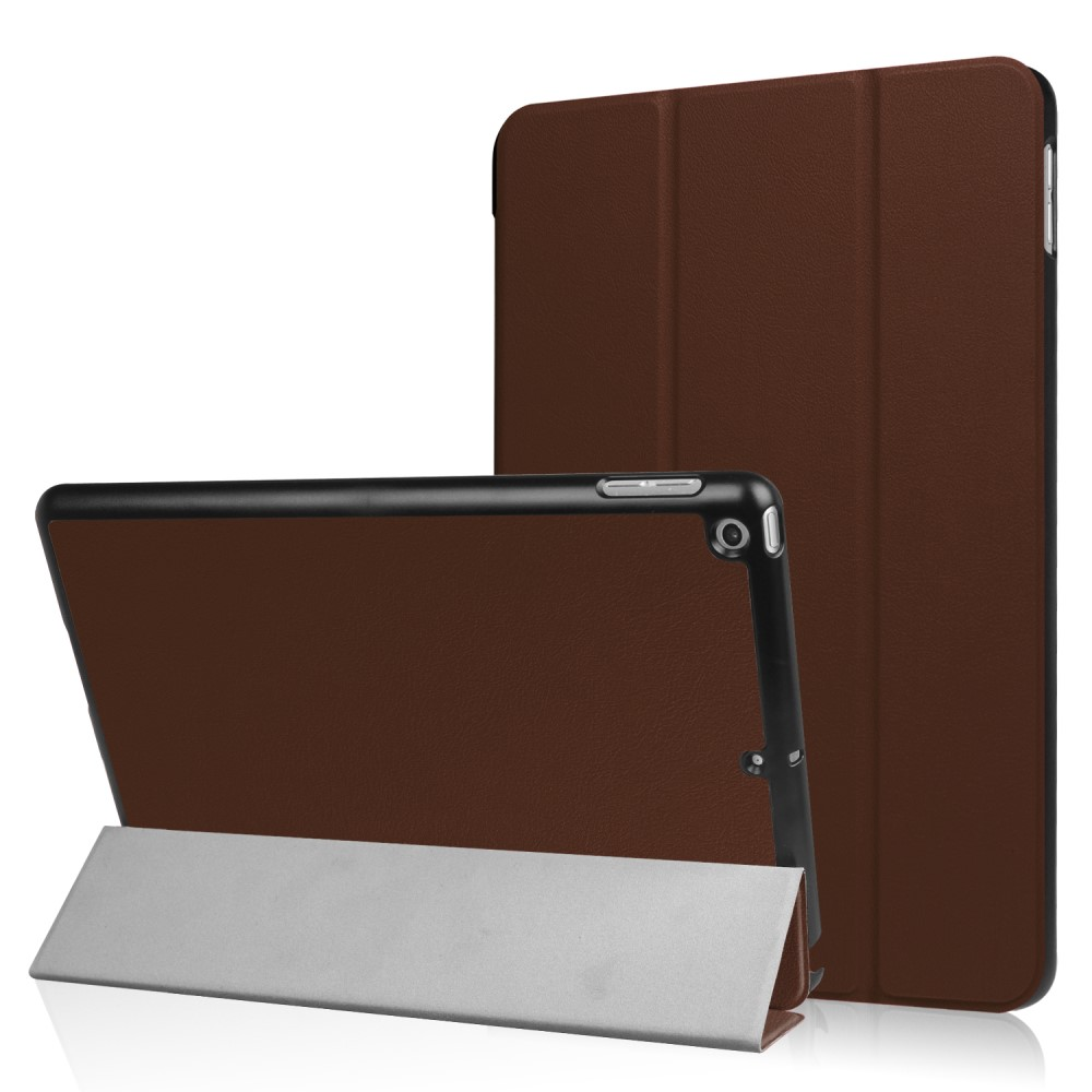 Image of   Apple iPad 9.7 2017/2018 Læder Cover m. Stand - Brun