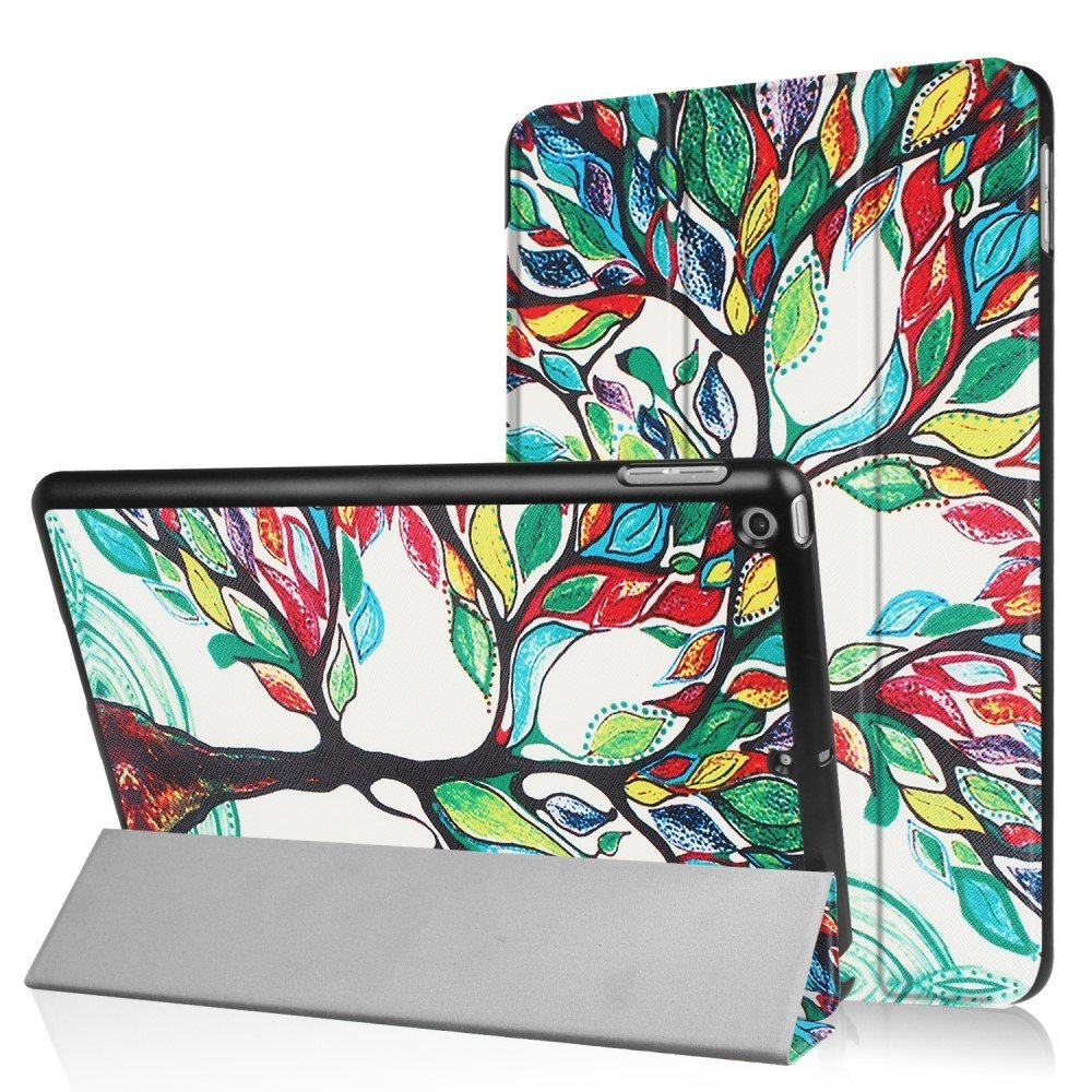 Billede af Apple iPad 9.7 2017/2018 Smart Cover m. Stand - Colored Tree