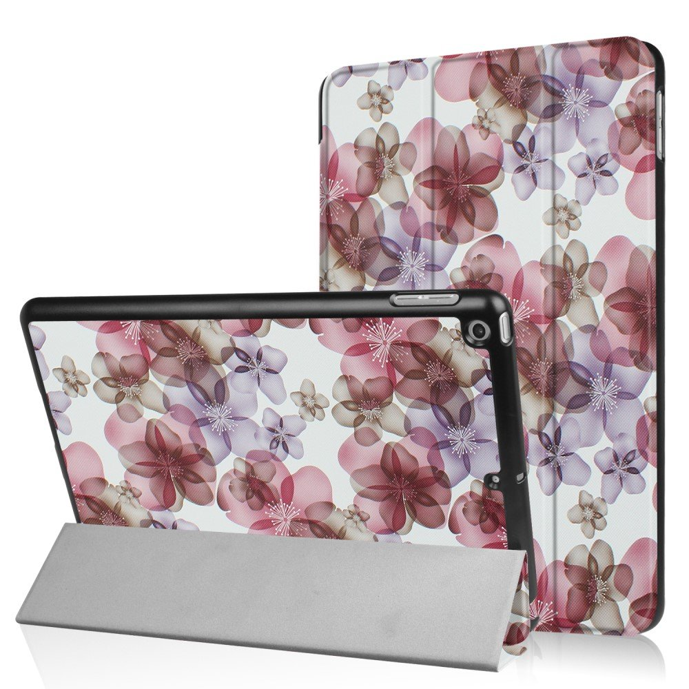 Billede af Apple iPad 9.7 2017/2018 Smart Cover m. Stand - Pretty Flowers
