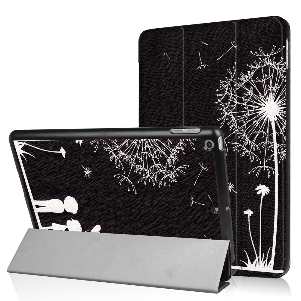 Image of Apple iPad 9.7 2017/2018 Smart Cover m. Stand - Dandelion