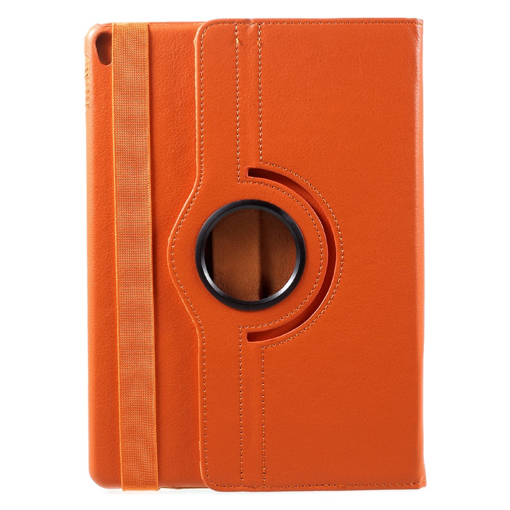 Image of   Apple iPad Air 2019 / iPad Pro 10.5 Rotating Smart Cover m. Stand - Orange