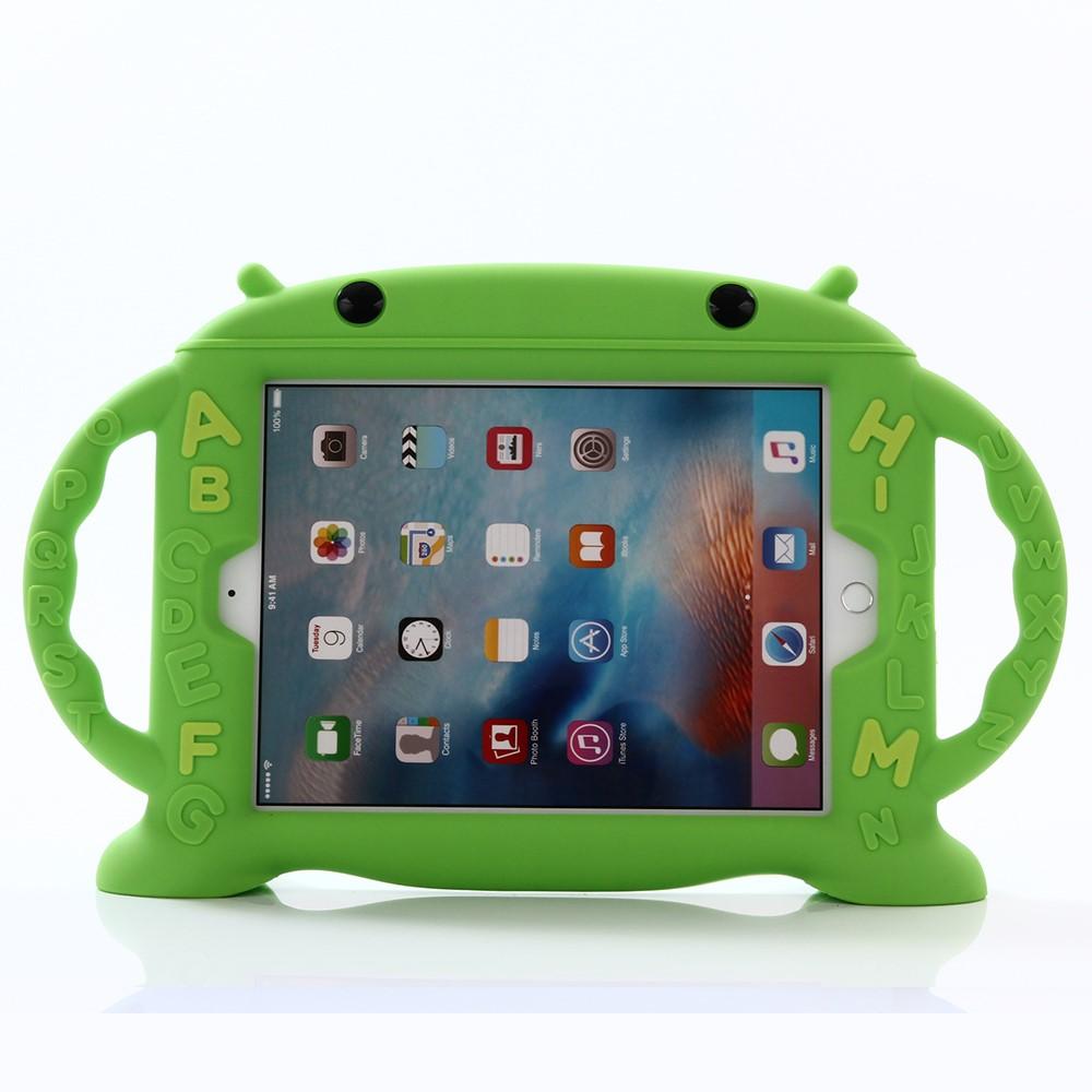 Image of   Apple iPad 9.7 2017/2018 Silikone Cover til Børn - Grøn
