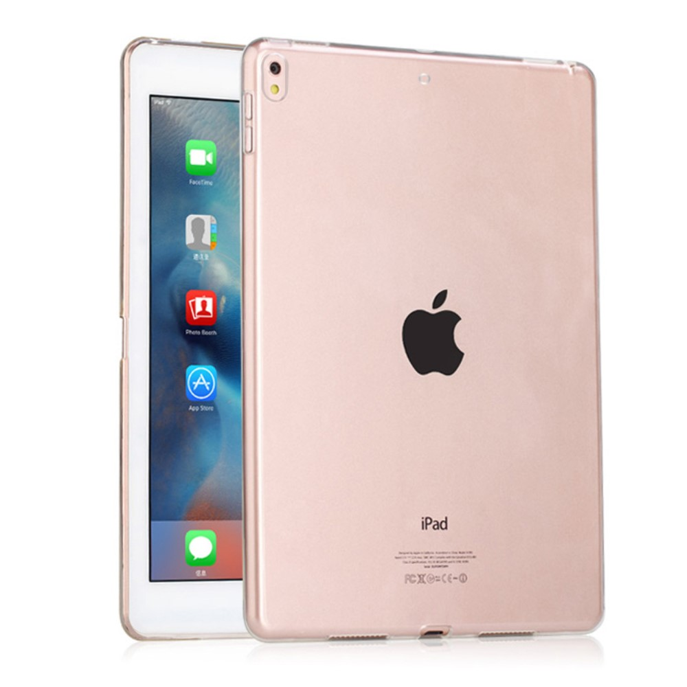 Image of   Apple iPad Air 2019 / iPad Pro 10.5 InCover TPU Cover - Gennemsigtig