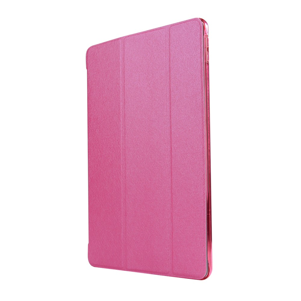 Image of Apple iPad Pro 10,5 PU læder Flipcover m. Stand - Pink