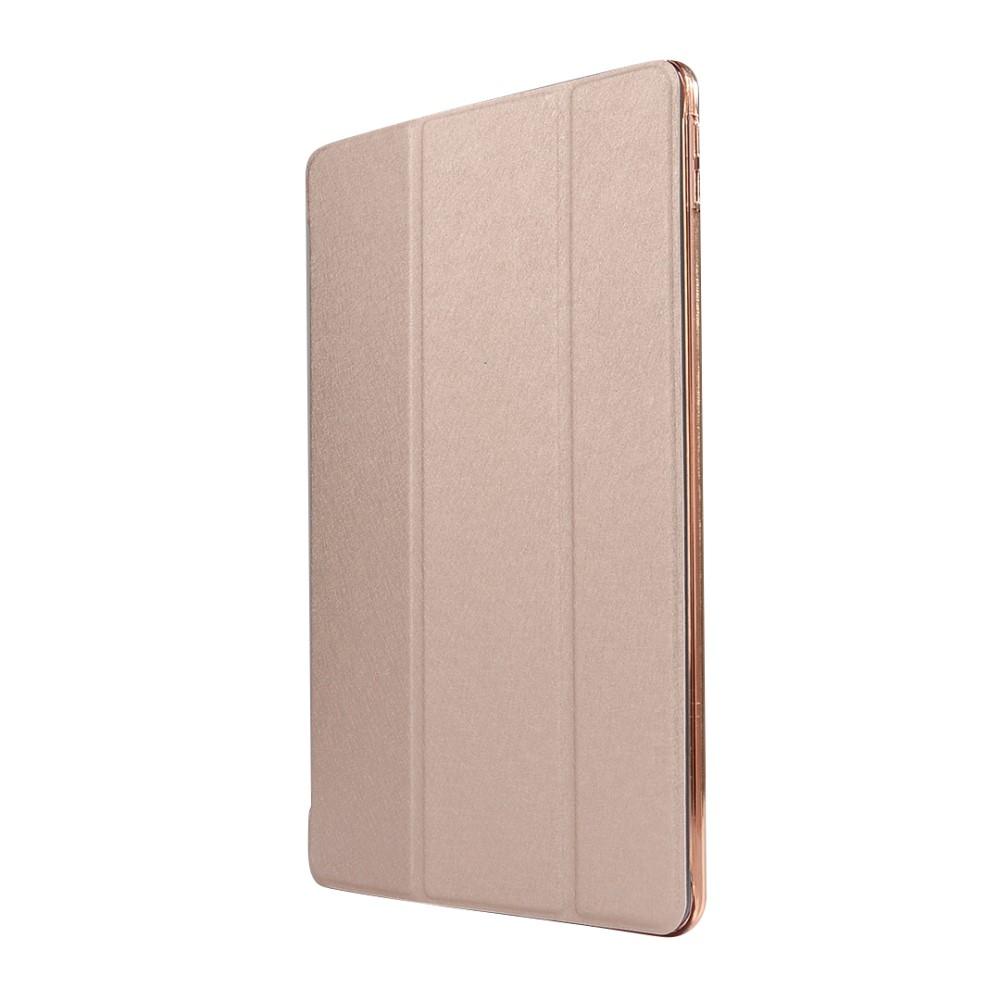 Image of   Apple iPad Air 2019 / iPad Pro 10.5 PU læder Flipcover m. Stand - Guld
