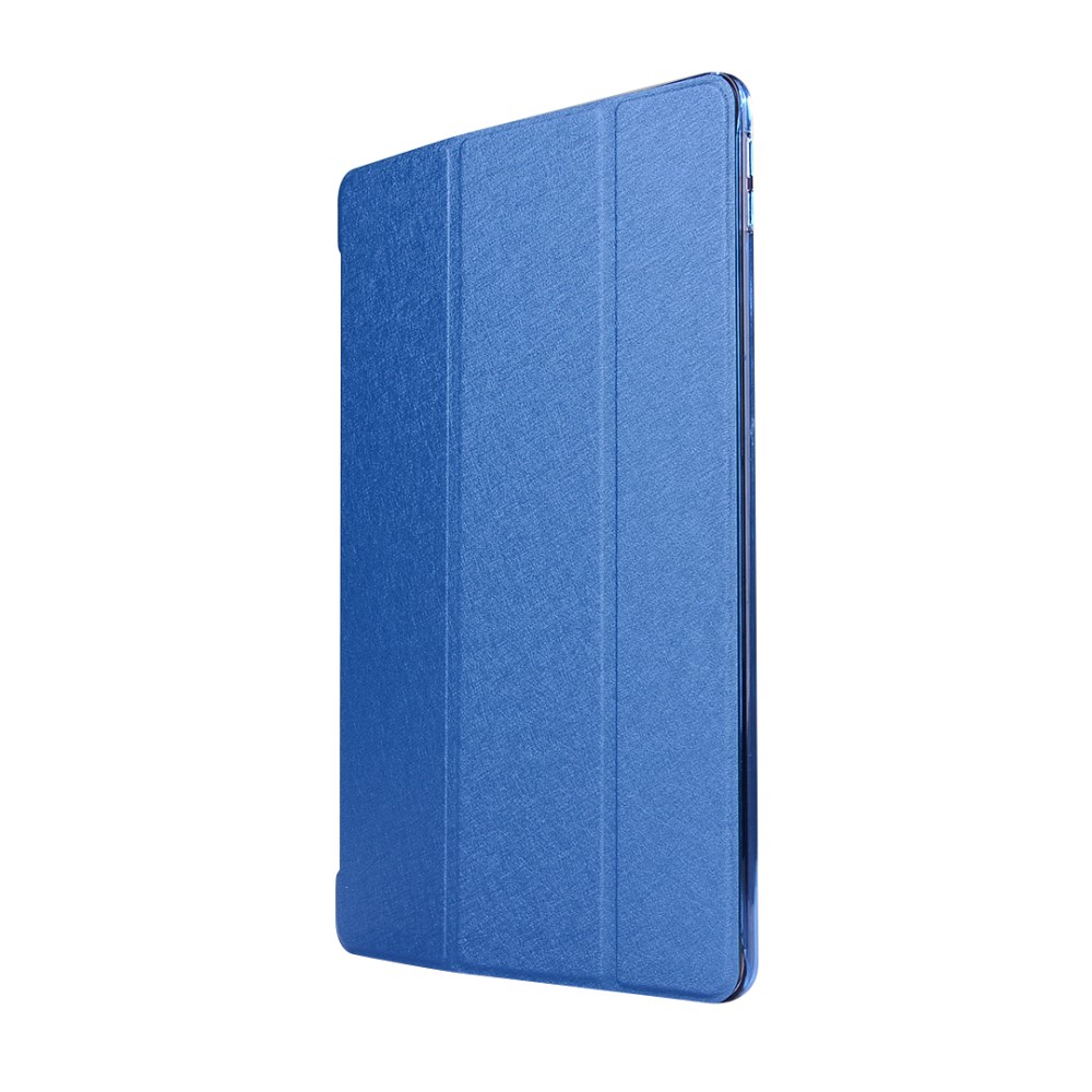 Image of   Apple iPad Air 2019 / iPad Pro 10.5 PU læder Flipcover m. Stand - Blå