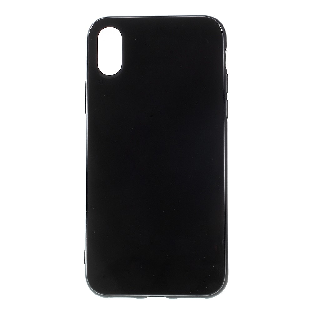 Image of   Apple iPhone X/XS TPU Cover - Sort