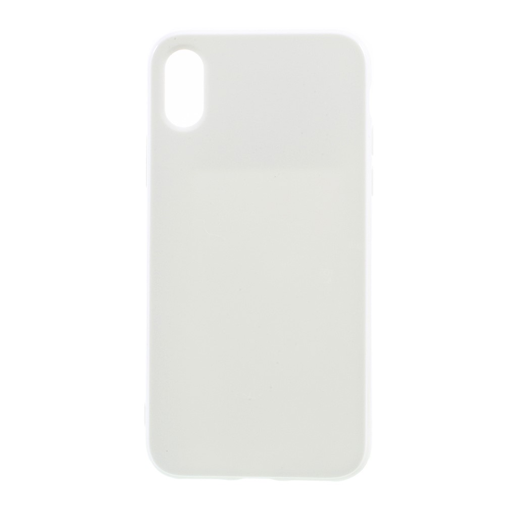 Image of   Apple iPhone X/XS TPU Cover - Hvid