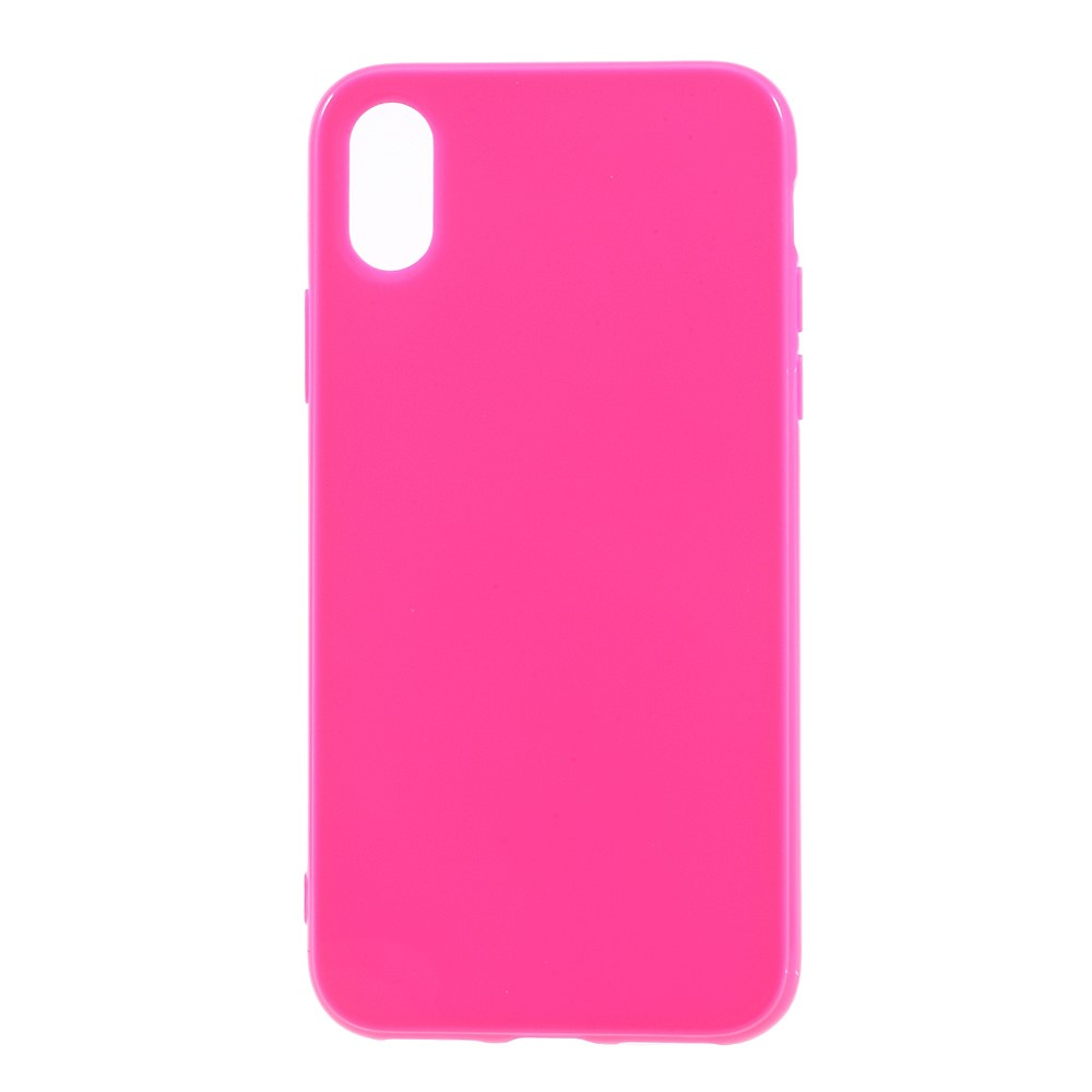 Image of   Apple iPhone X/XS TPU Cover - Pink