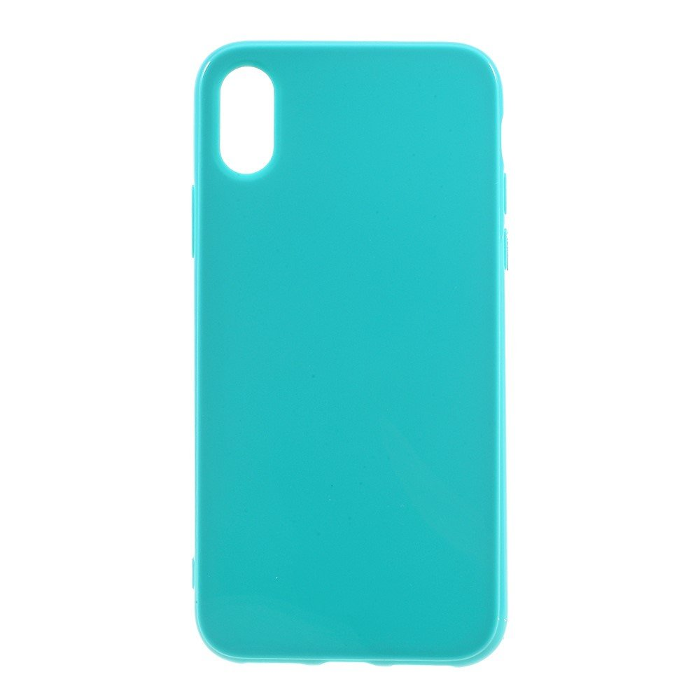 Image of   Apple iPhone X/XS TPU Cover - Turkis