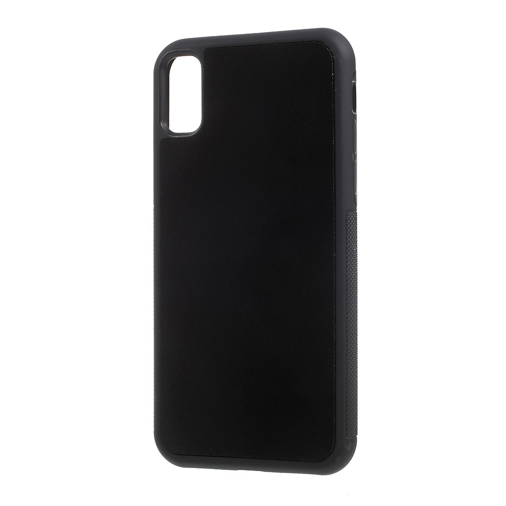Image of   Apple iPhone X/XS Anti-Gravity TPU Cover - Sort