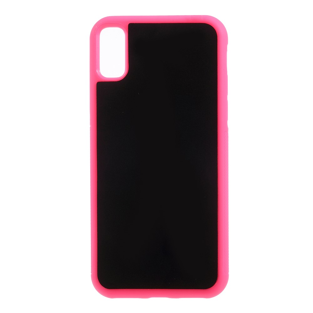 Image of   Apple iPhone X/XS Anti-Gravity TPU Cover - Pink