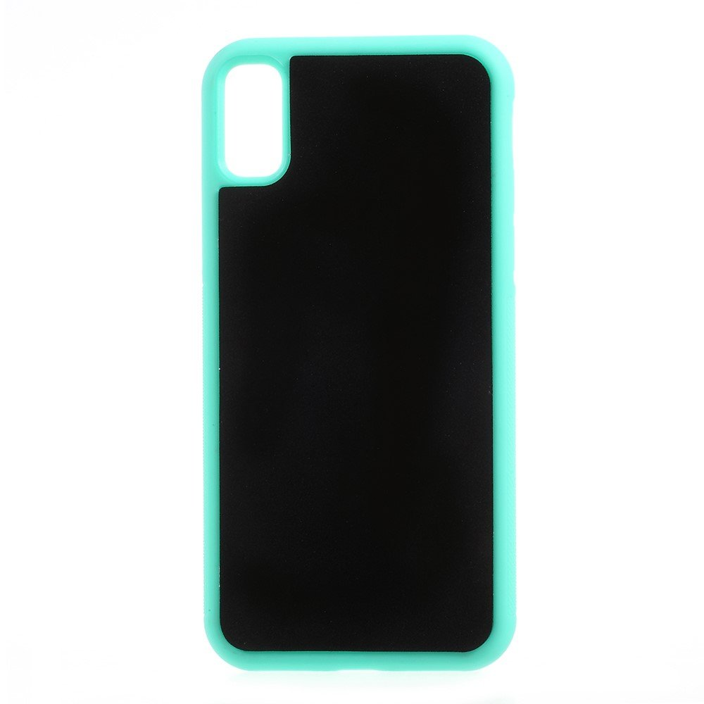 Image of   Apple iPhone X/XS Anti-Gravity TPU Cover - Grøn