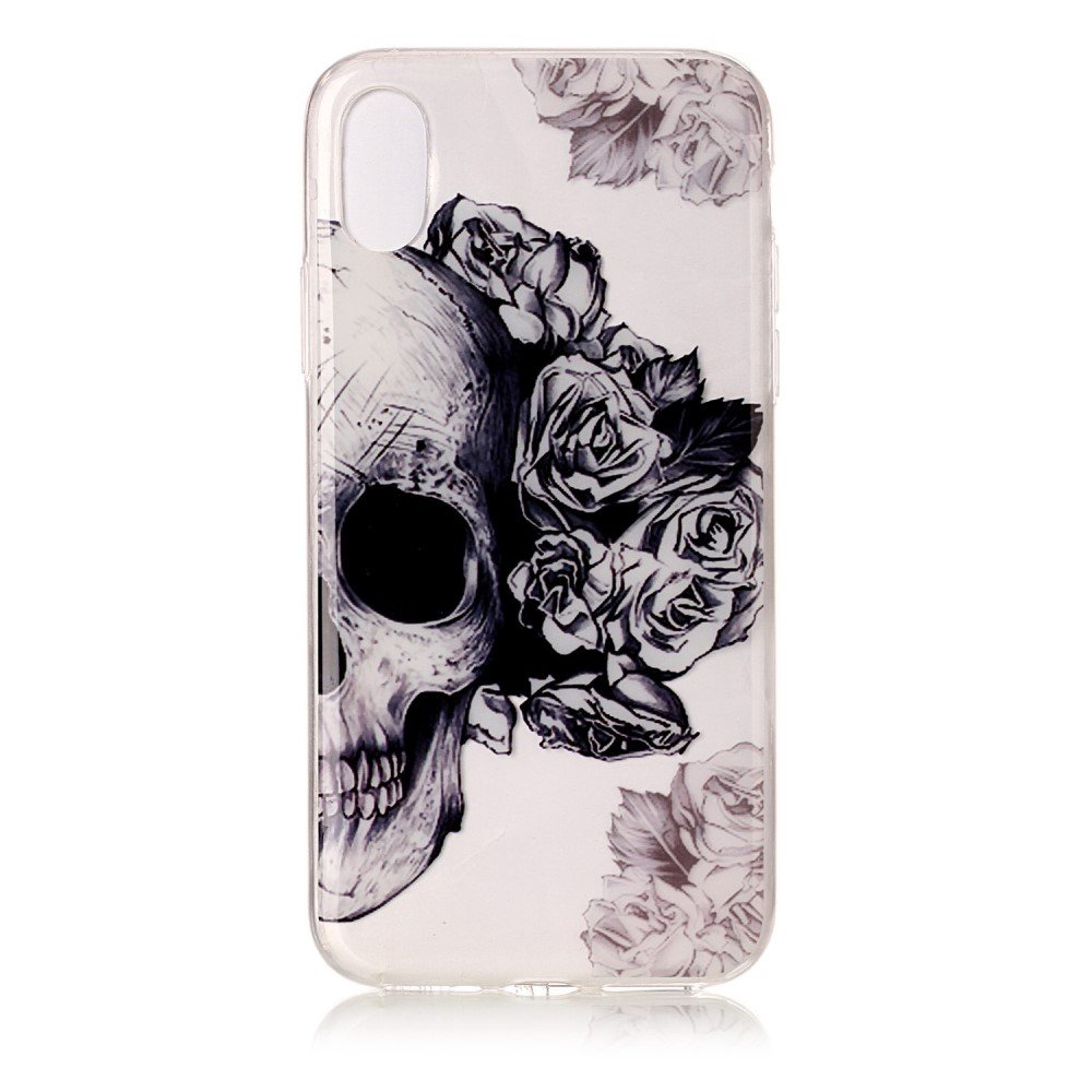Apple iPhone X Covers i TPU/Plastik/Silikone