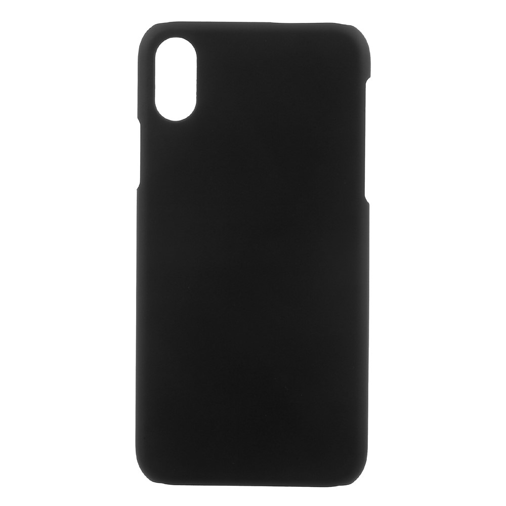 Image of   Apple iPhone X/XS Plastik Cover - Sort