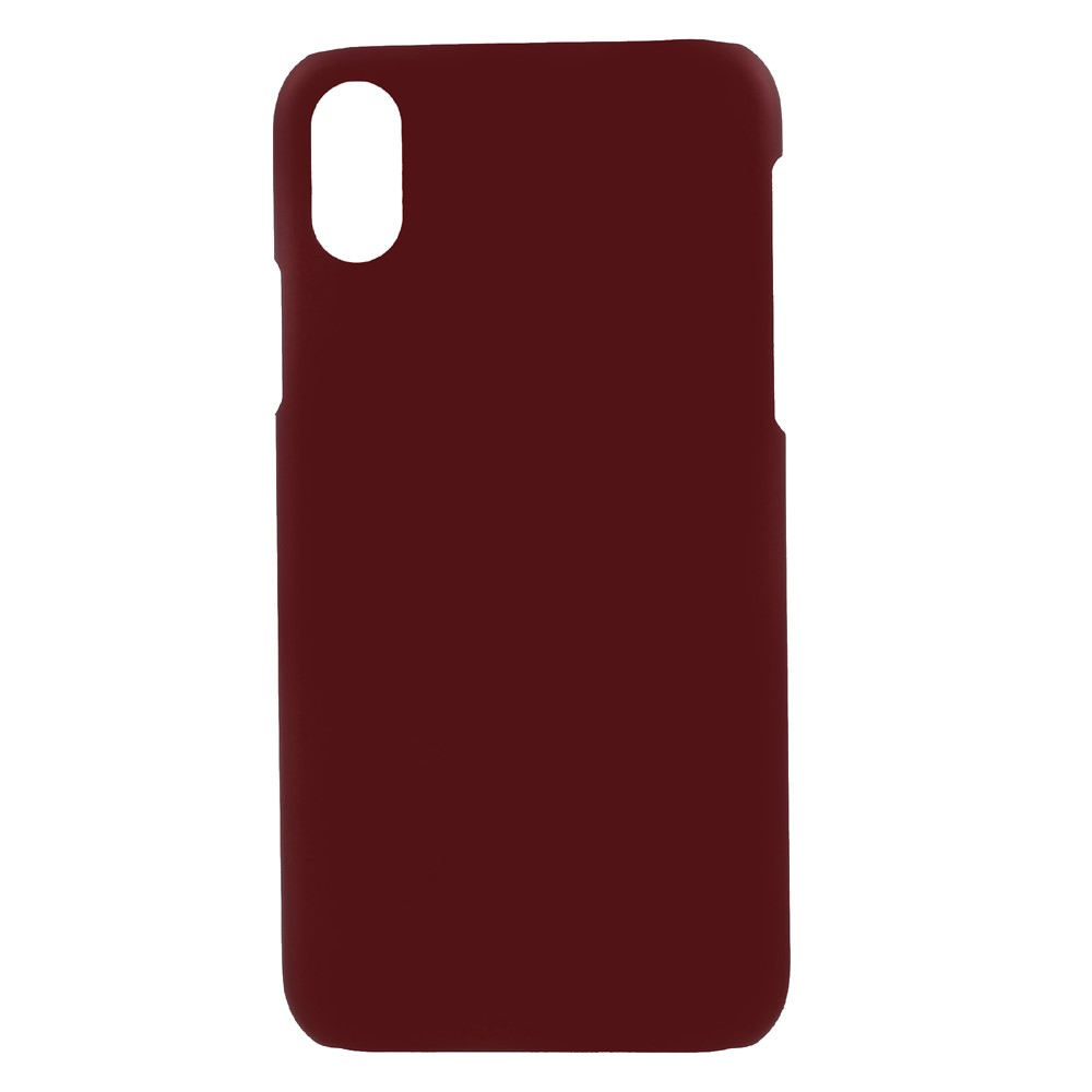 Image of   Apple iPhone X inCover Plastik Cover - Rød