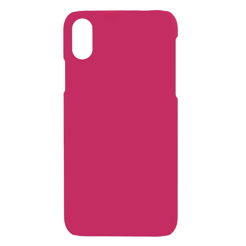 Image of   Apple iPhone X/XS Plastik Cover - Pink