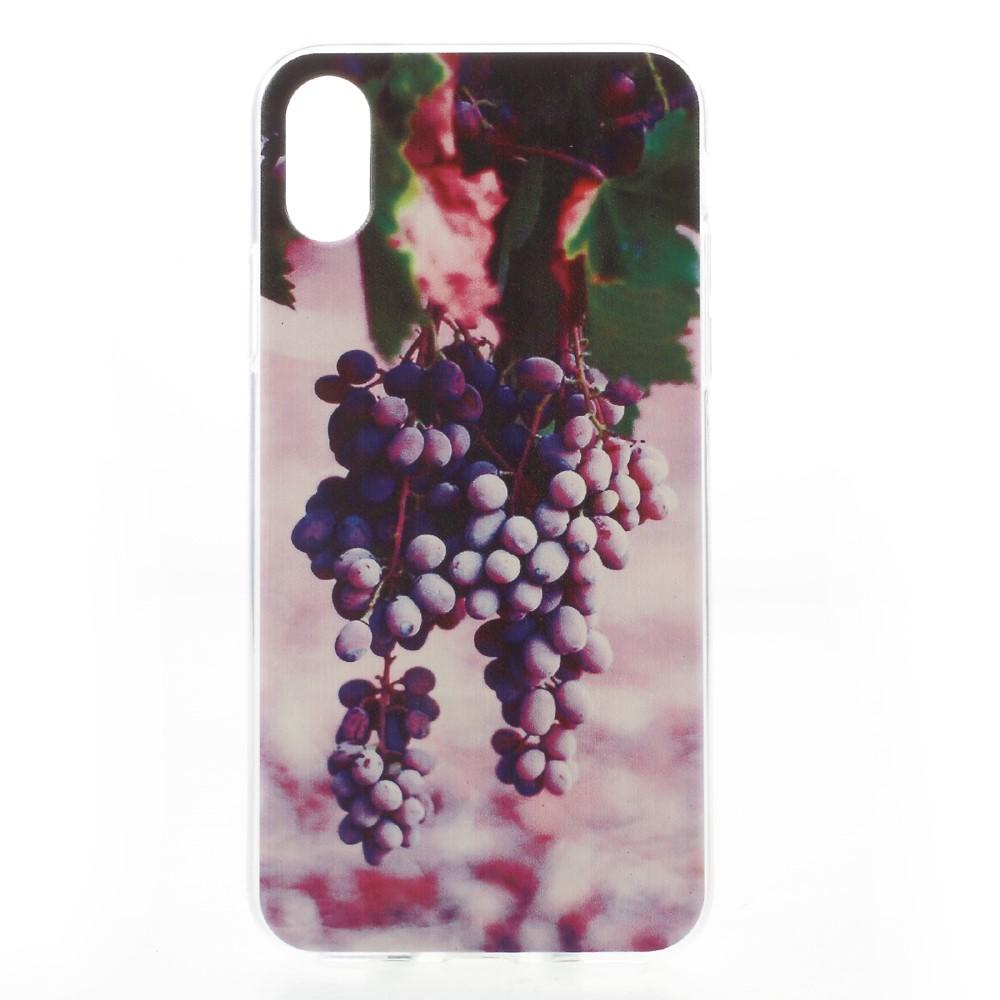 Apple iPhone X inCover TPU UV Print Cover - Vindruer