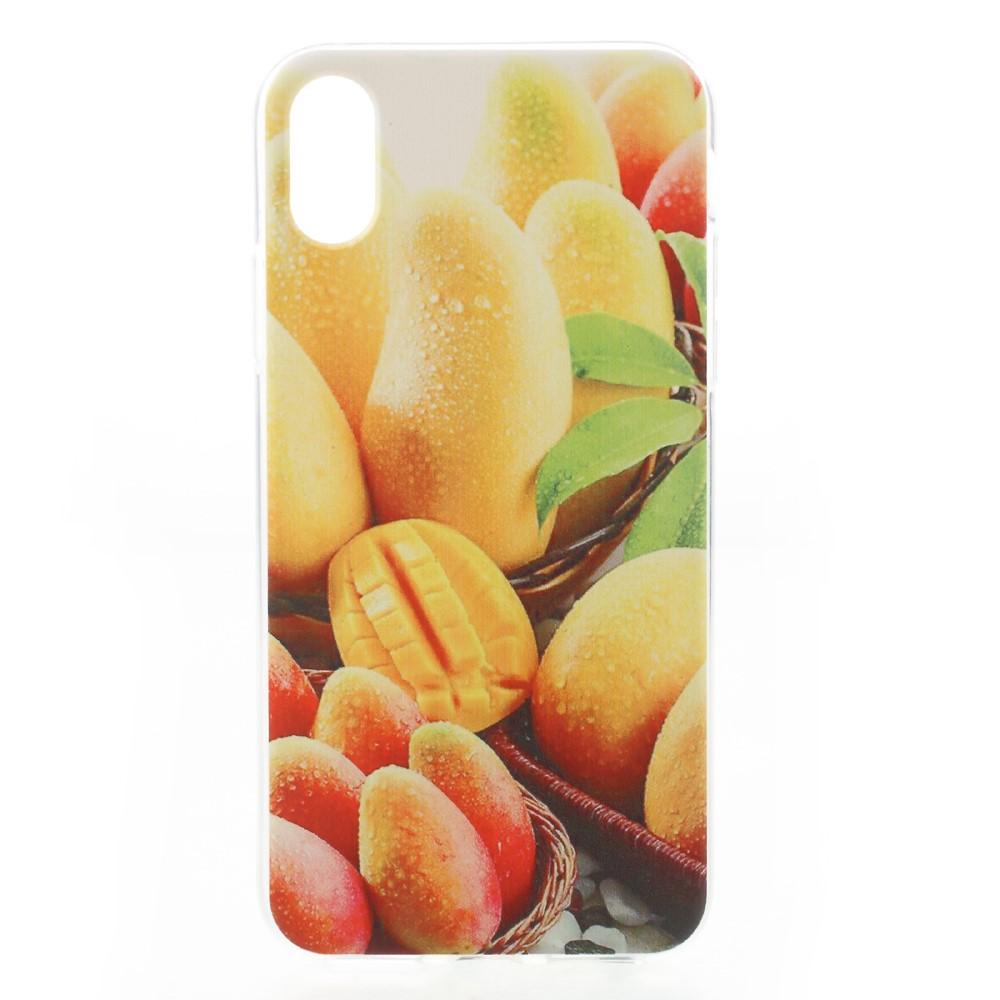Apple iPhone X inCover TPU UV Print Cover - Mangoer