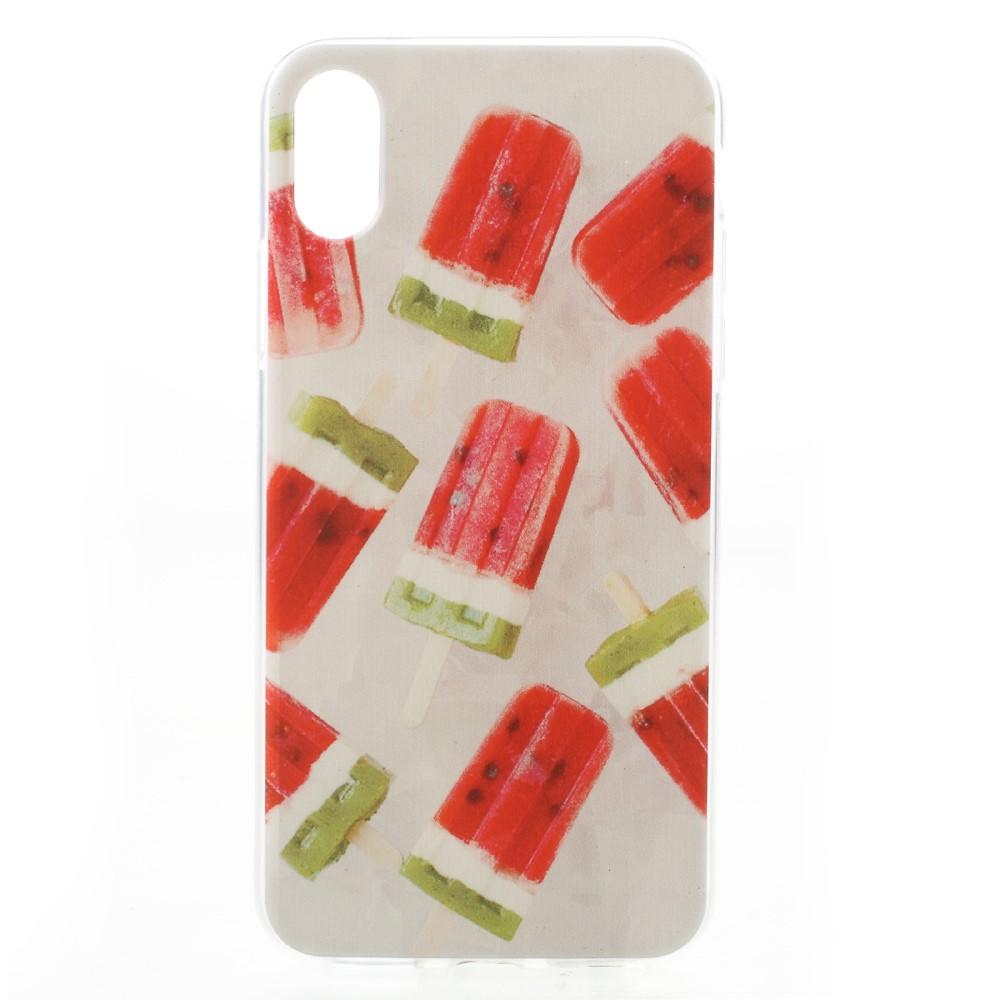 Apple iPhone X inCover TPU UV Print Cover - Vandmelonis