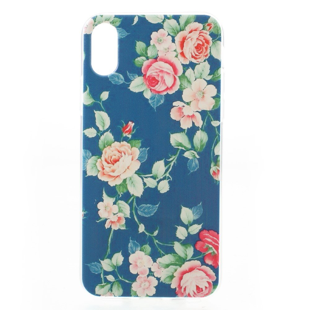 Apple iPhone X inCover TPU UV Print Cover - Pioner