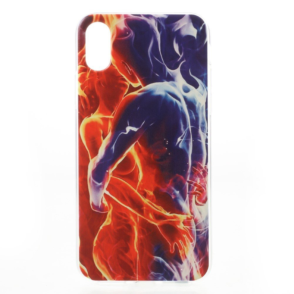 Apple iPhone X inCover TPU UV Print Cover - Ild