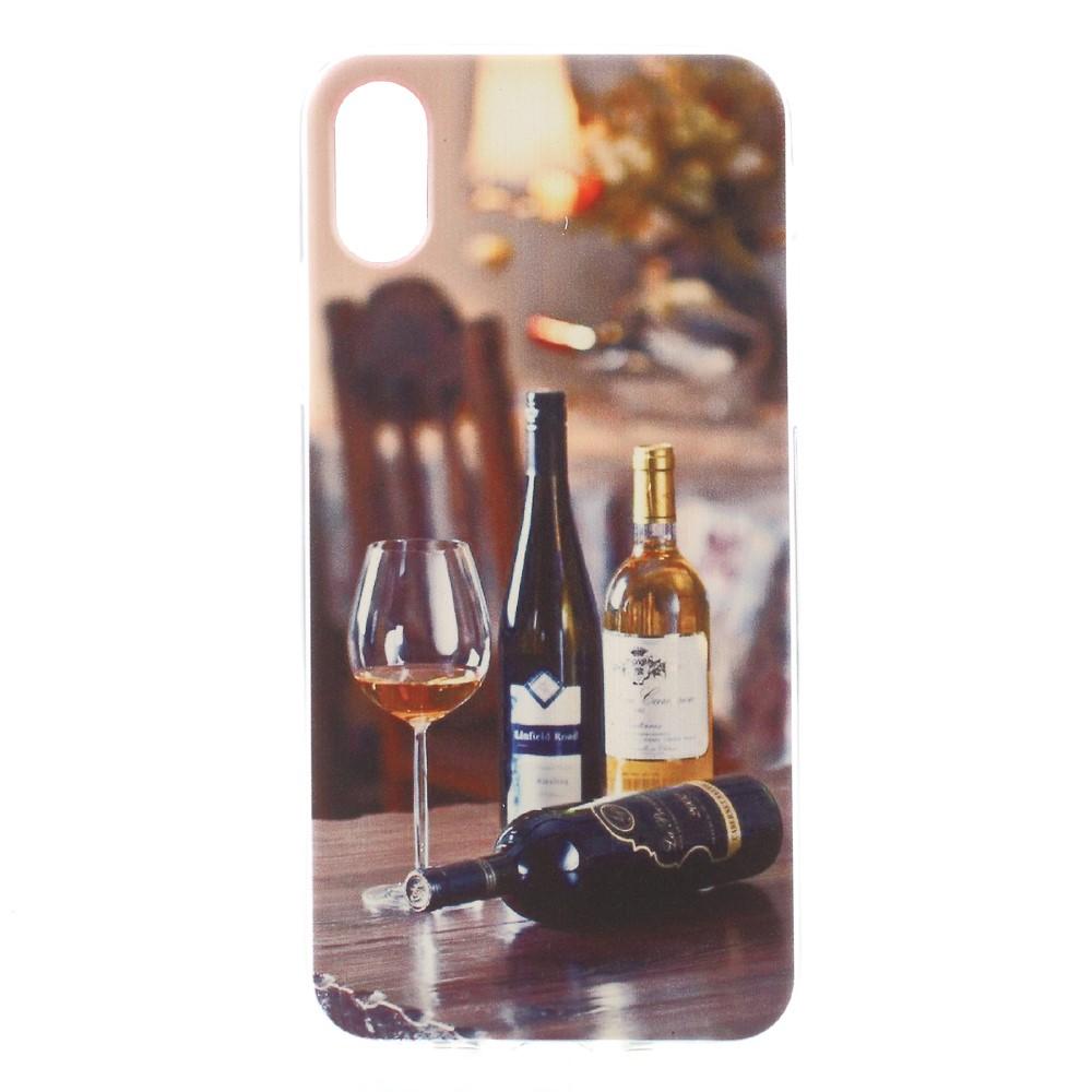 Apple iPhone X inCover TPU UV Print Cover - Vin