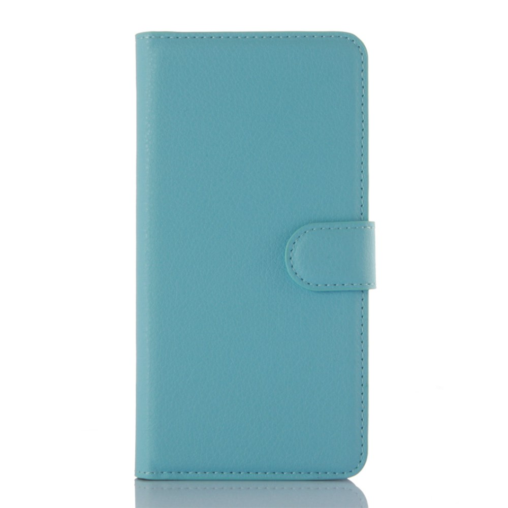 Billede af Samsung Galaxy A5 (2016) Læder Flip Cover m. Kortholder - Blå