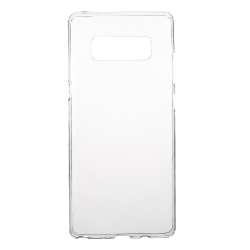 Image of   Samsung Galaxy Note 8 TPU Cover - Gennemsigtig