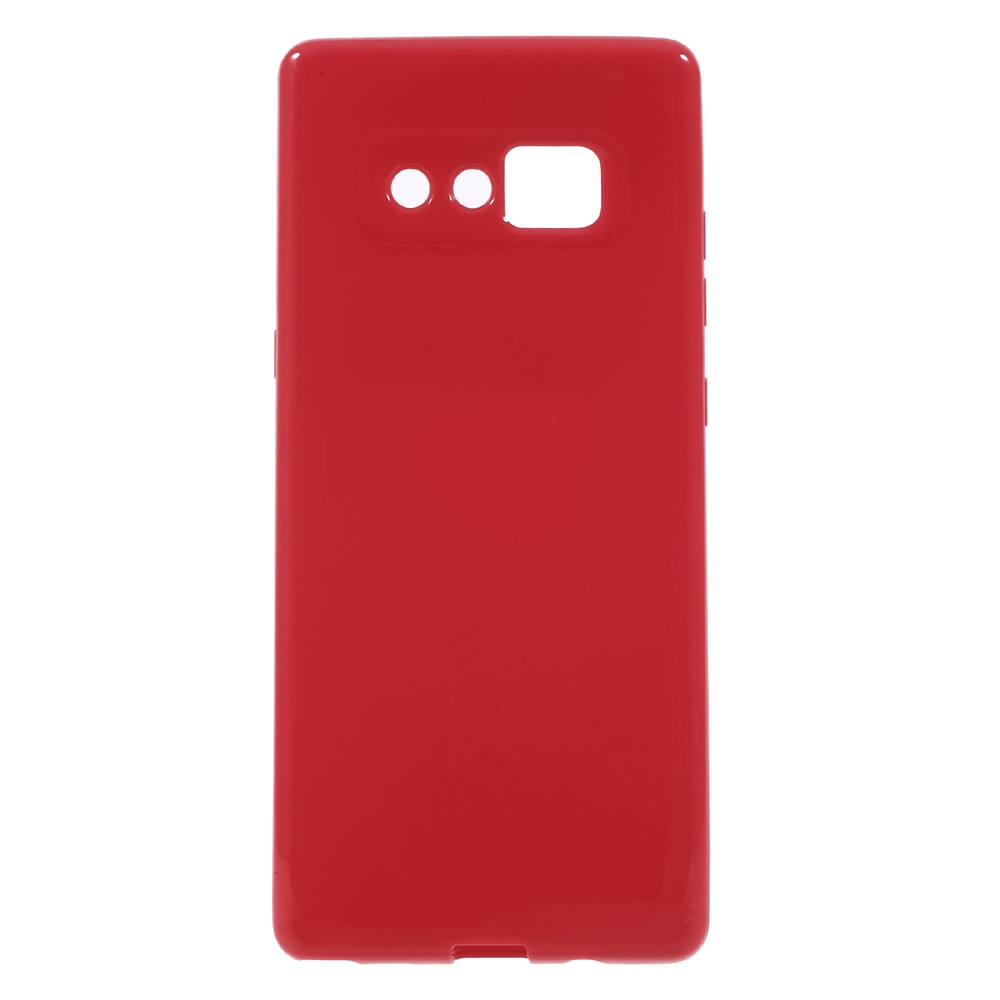 Image of   Samsung Galaxy Note 8 inCover TPU Cover - Rød