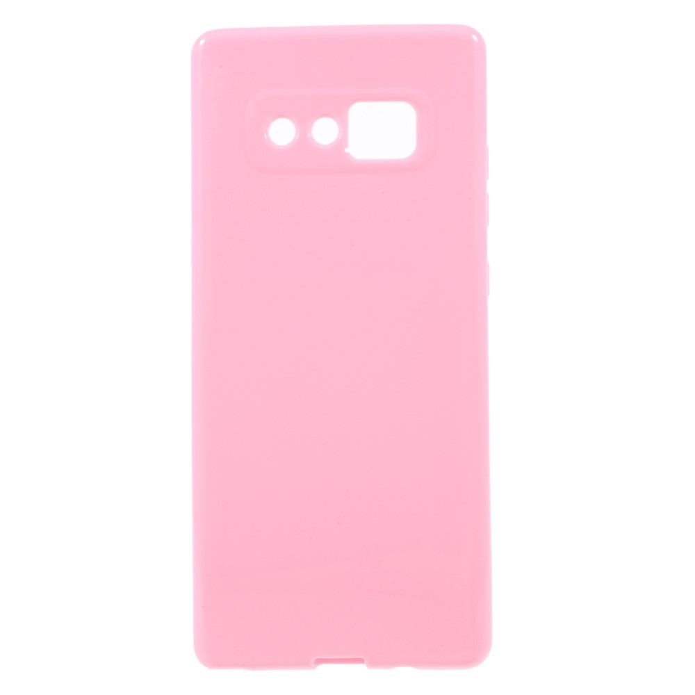 Image of   Samsung Galaxy Note 8 inCover TPU Cover - Lyserød
