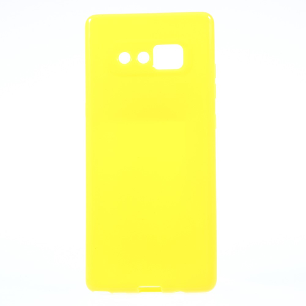 Image of   Samsung Galaxy Note 8 inCover TPU Cover - Gul