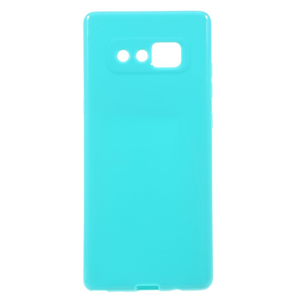 Image of   Samsung Galaxy Note 8 inCover TPU Cover - Cyan