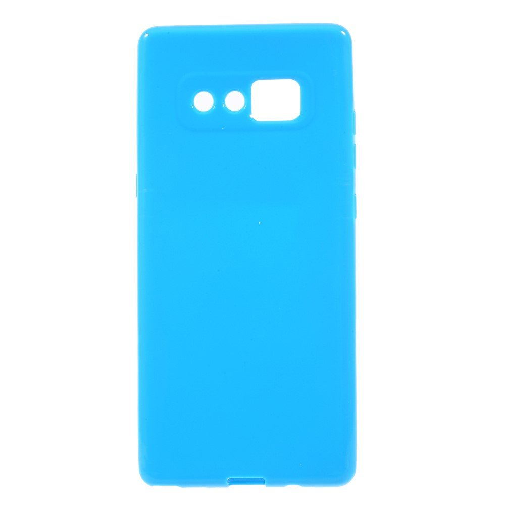 Image of   Samsung Galaxy Note 8 inCover TPU Cover - Mørk blå