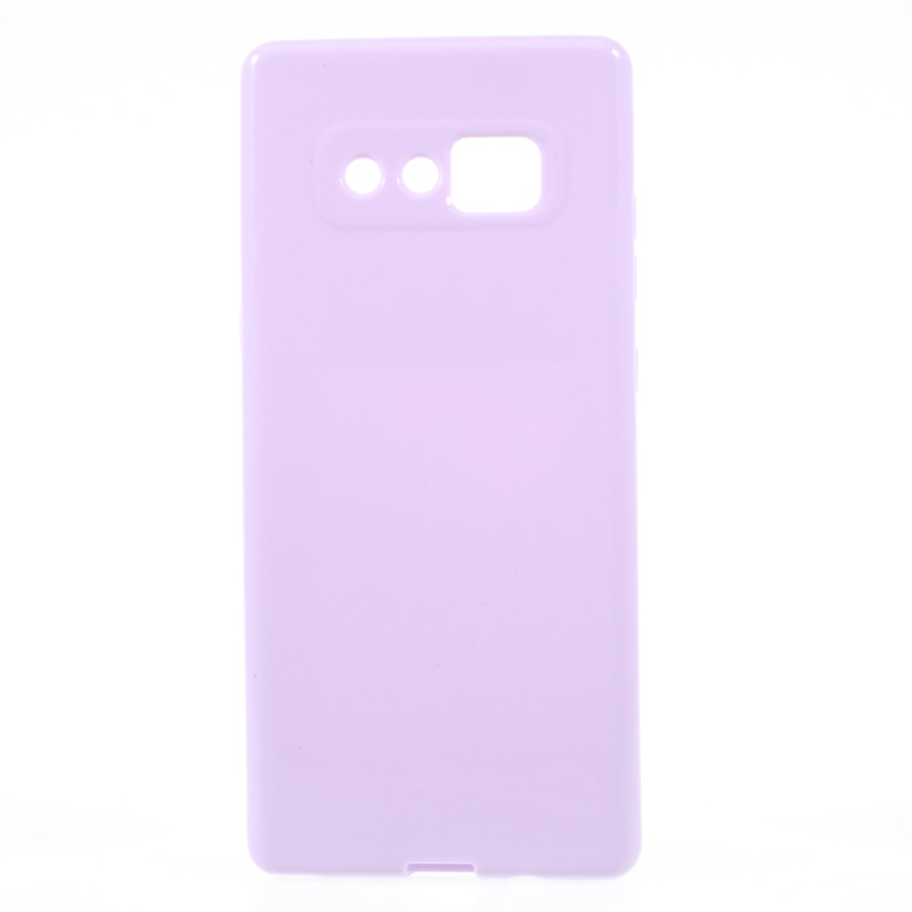 Image of   Samsung Galaxy Note 8 inCover TPU Cover - Lys lilla