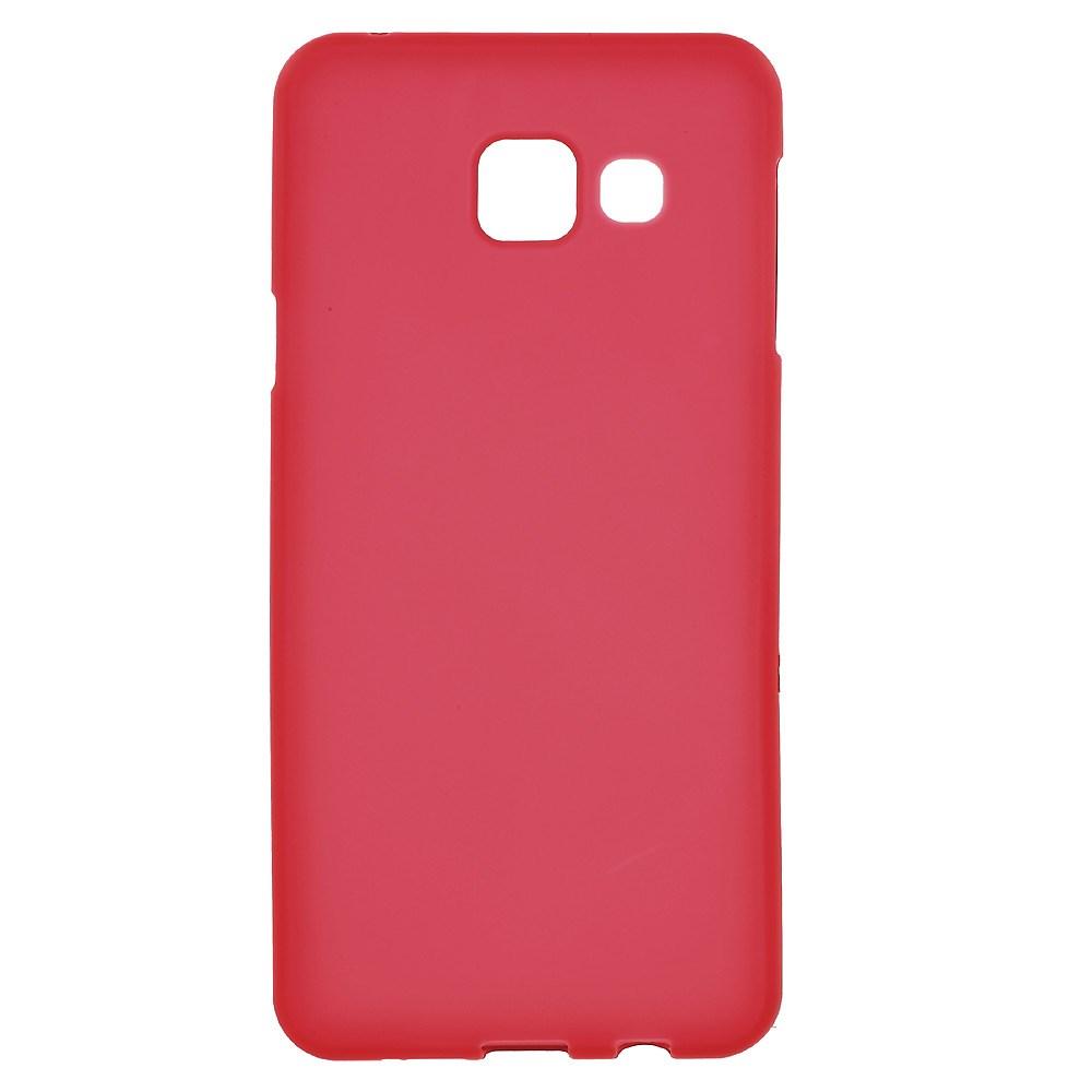 Billede af Samsung Galaxy A3 (2016) inCover TPU Cover - Rød
