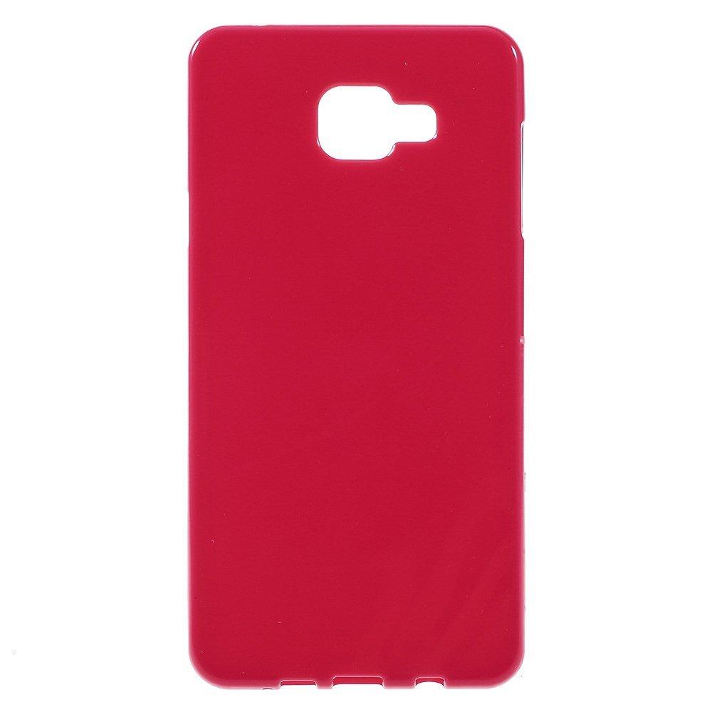 Billede af Samsung Galaxy A7 (2016) inCover TPU Cover - Rød