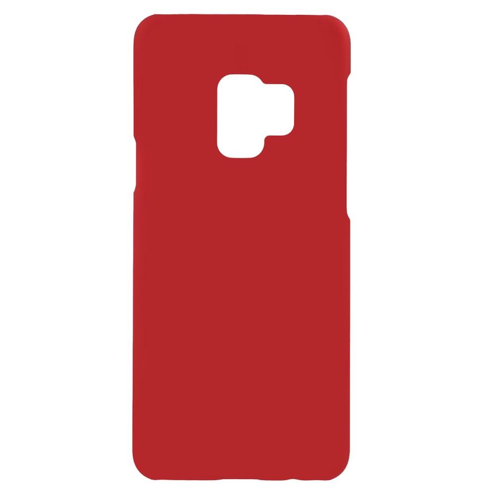 Billede af Samsung Galaxy S9 InCover Plastik Cover - Rød
